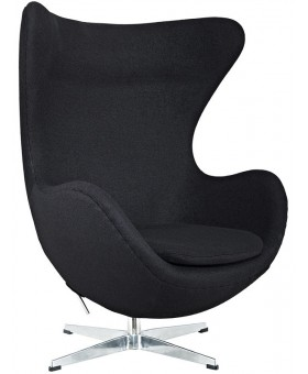 Arne Jacobsen Style Egg Chair шерсть